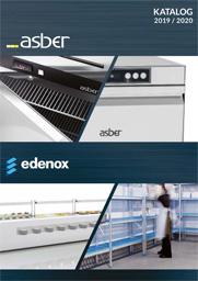 Asber Edenox katalog wyposażenia gastronomicznego 2019